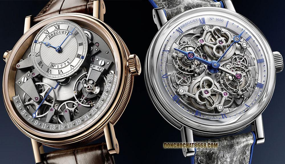 đồng hồ Breguet Swiss Made