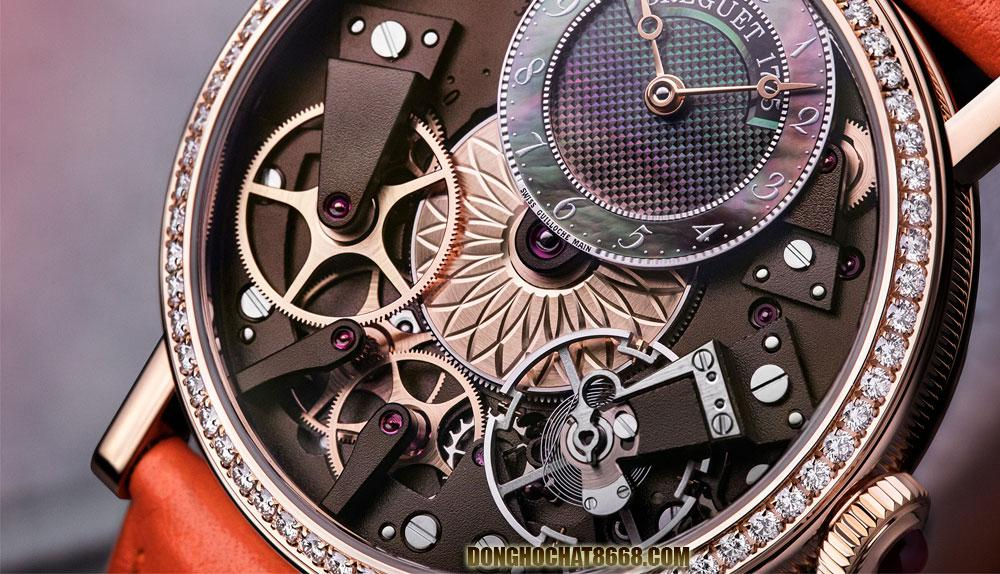 Bộ sưu tập đồng hồ Breguet Tradition