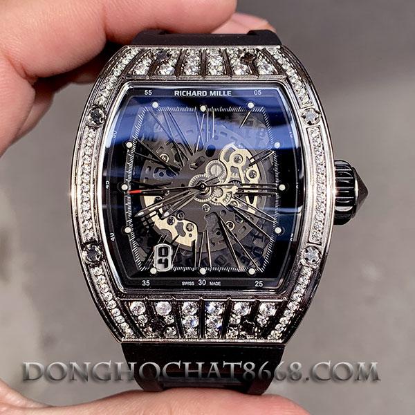 Độ kim cương cho đồng hồ Richard Mille
