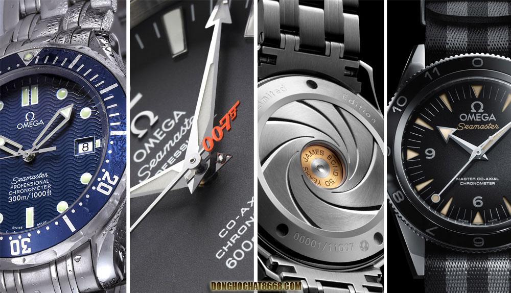 Đồng hồ Omega cổ là một trong những thương hiệu lâu đời ở Thụy Sỹ