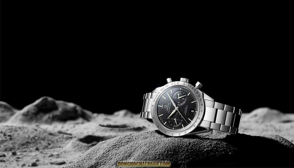 Omega xác lập kỷ lục trong thế giới đồng hồ với việc ra đời mẫu đồng hồ đầu tiên theo chân các nhà phi hành gia của tàu vũ trụ Apollo 11 lên mặt trăng