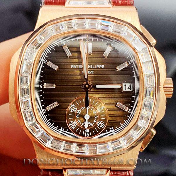 Đồng hồ Patek Philippe độ kim cương