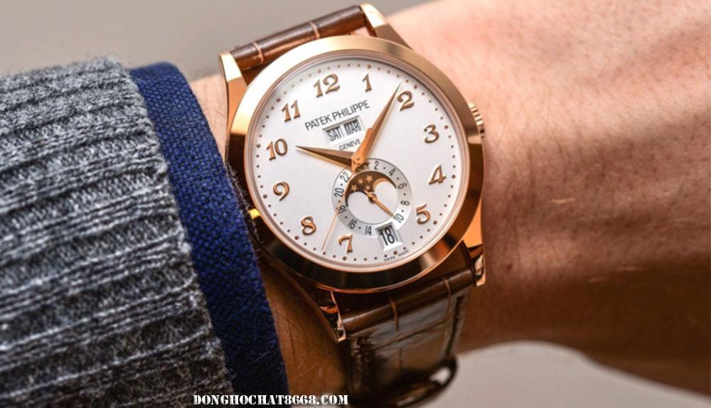 Patek Philippe thương hiệu đồng hồ nổi tiếng được giới mộ điệu săn lùng