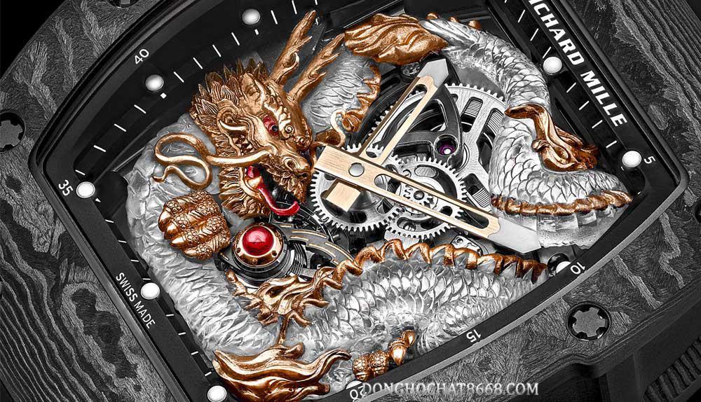 Siêu phẩm triệu đô của thương hiệu Richard Mille.