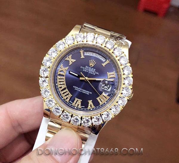 Đồng hồ Rolex độ kim cương