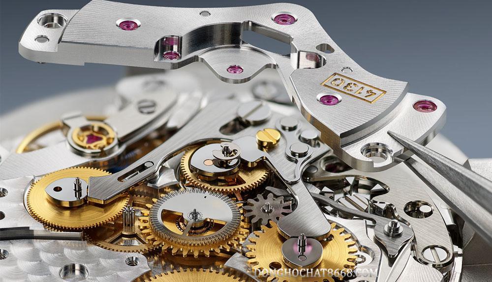 Rolex sở hữu những bộ máy Inhouse cực kỳ suất sắc.