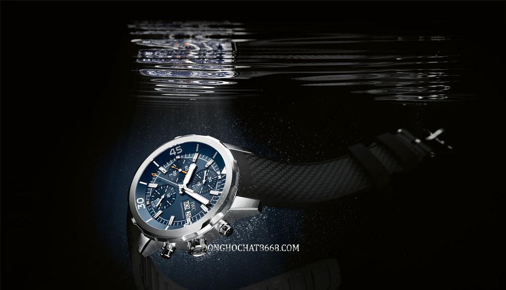 Những mẫu đồng hồ IWC được ca ngợi là những chiếc đồng hồ tốt nhất và chính xác nhất mọi thời đại.