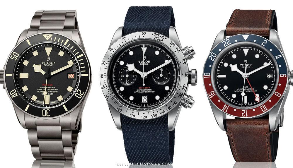 Đồng hồ Tudor có thể nói là tốt nhất ở cùng phân khúc giá