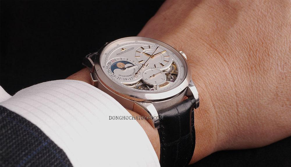 đồng hồ jaeger lecoultre swiss made