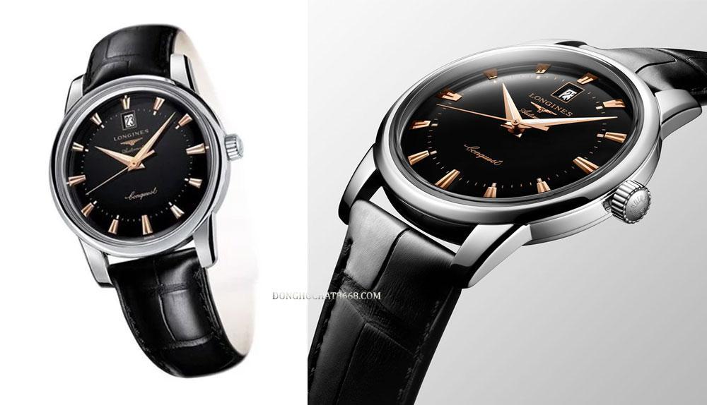 Một chiếc đồng hồ Longines phiên bản Replica 1:1 là một sự lựa chọn tối ưu trong hoàn cảnh để sở hữu một chiếc Longines chính hãng là rất khó khăn.