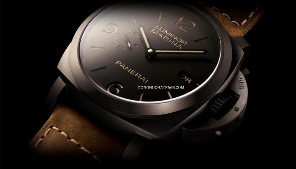 Thương hiệu Panerai còn được biết đến nhờ những đặc trưng ưu việt về bộ máy.