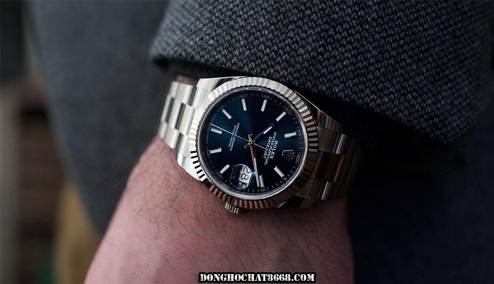 """Rolex là thương hiệu có chứng chỉ """"Official Timing Certificate"""" đầu tiên trên thế giới."""