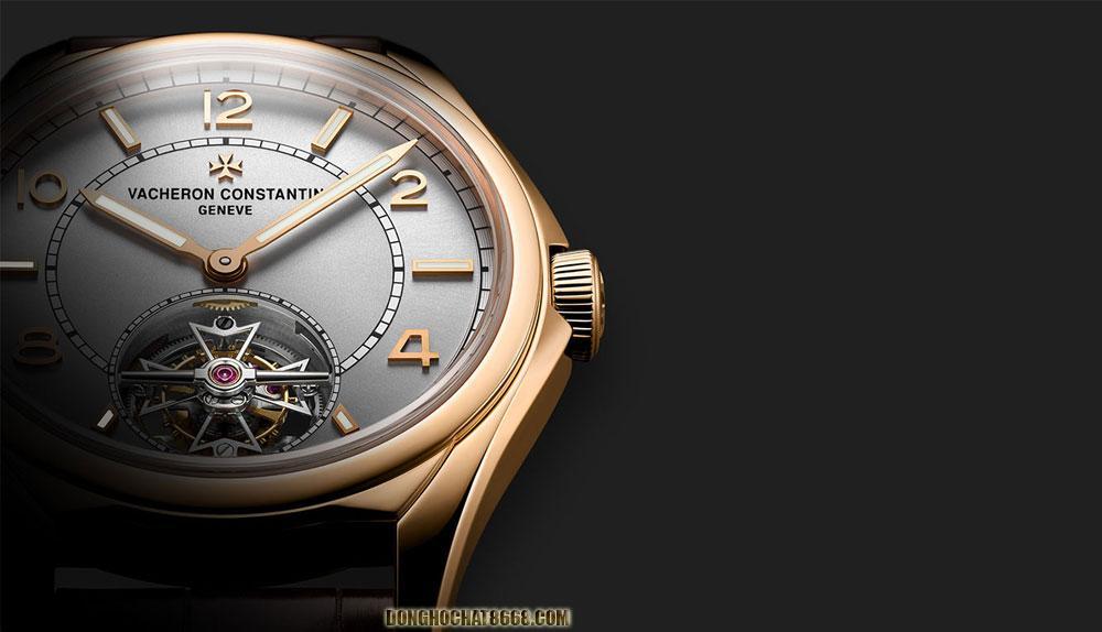 Vacheron Constantin là một trong những thương hiệu sản xuất đồng hồ Thụy Sĩ nổi tiếng nhất