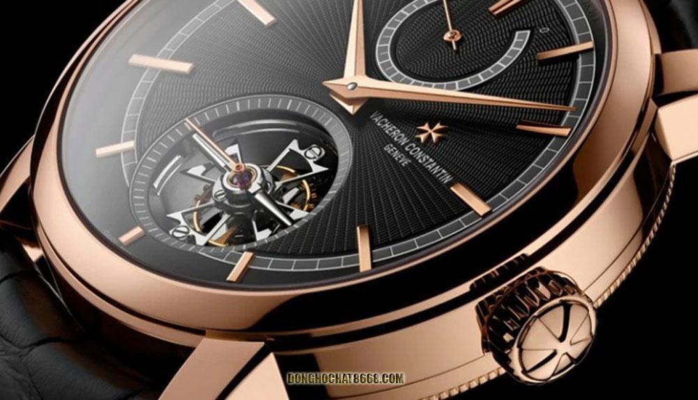 Có thể nói những chiếc đồng hồ cơ của thương hiệu Vacheron Constantin là tác phẩm nghệ thuật dành riêng cho ngành đồng hồ.