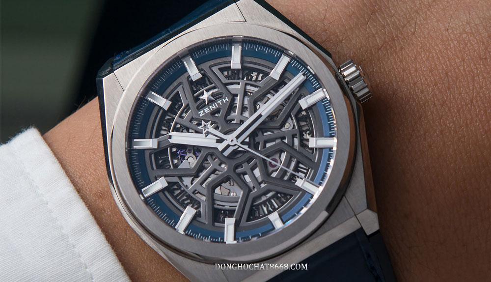 Nhìn chung có thể thấy những mẫu đồng hồ Zenith thường được chế tác theo phong cách cổ điển, không quá cầu kỳ trong thiết kế nhưng vẫn cực kì cuốn hút đối với người sử dụng.