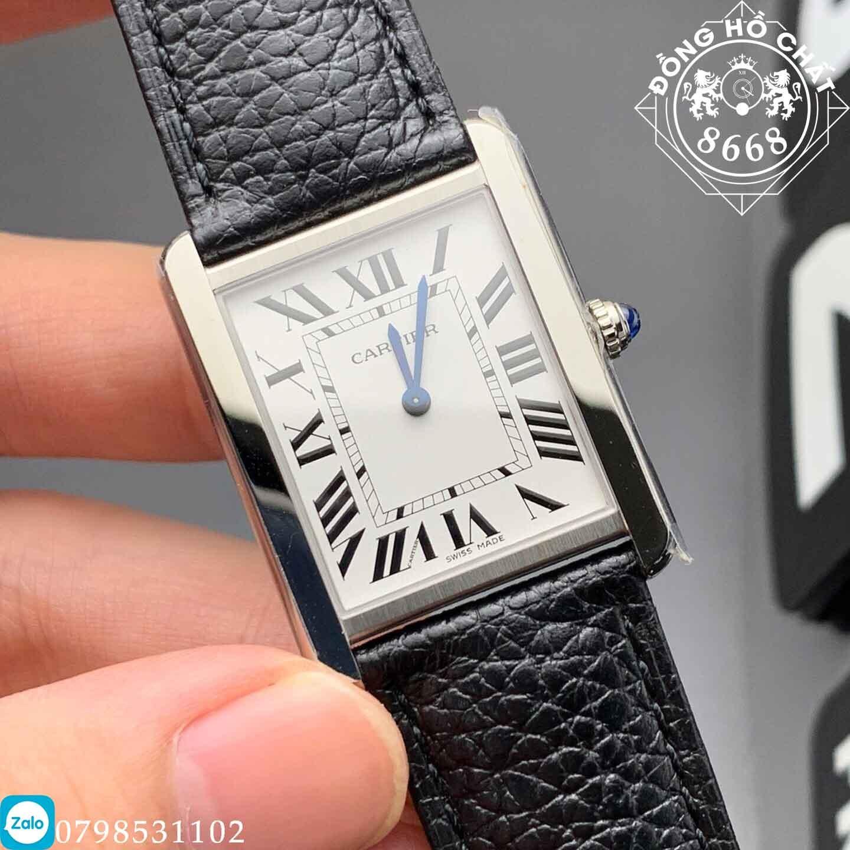 Đồng hồ Cartier giá bao nhiêu